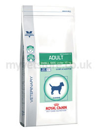 Royal Canin Vet Care Nutrition Canine Adult Small Dog
